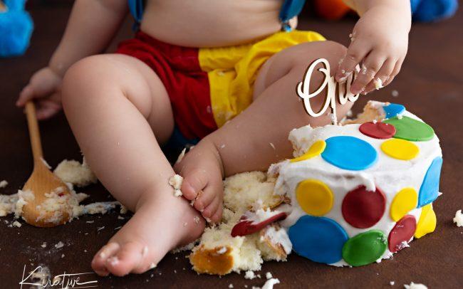 Canberra Cake Smash - Canberra Photography