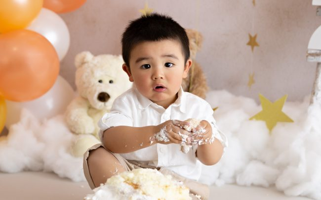 Canberra Cakes - Canberra Birthday Smash